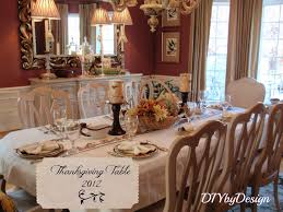 Thanksgiving Table Centerpieces by Fabtwigs Thanksgiving Table Decor Ideas