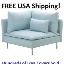 Chaise Lounge Cover Ikea Soderhamn Chaise Lounge Cover Slipcover Isefall Light