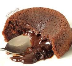 molten lava cakes for two gluten free dairy free whole grain