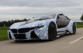 bmw fastest production car bmw to produce in hybrid sportscar