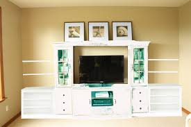 Entertainment Center Design by Meadow Lake Road