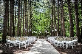 outdoor wedding venues in michigan stony creek sheldon estates wedding weddings