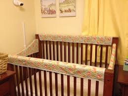 Bed Rail For Crib by Crib Rail Guard Tutorial Feats Of Domesticity
