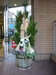 Japanese New Year Decoration Kadomatsu by Japanese New Years Traditions Asian Lifestyle Design