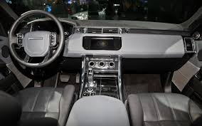 land rover interior 2014 land rover range rover sport price top auto magazine