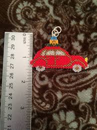 punch buggy car punch buggy car beaded keychain red e10190947032578541m 12 00