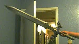 Master Sword Papercraft - papercraft master sword by jessguy240 on deviantart
