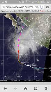 An Unprecedented Thanksgiving Visitor A Category 4 Hurricane