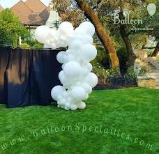 balloon delivery in san francisco balloon garland balloon specialties