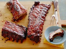 How To Cook Pork Country Style Ribs In The Oven - barbecued pork ribs recipe trisha yearwood food network