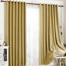 modern chenille grey bedroom curtains blackout