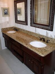 bathroom vanities with venitian gold granite new venetian gold