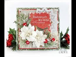 merry wishes christmas card featuring wonderland stamp set from
