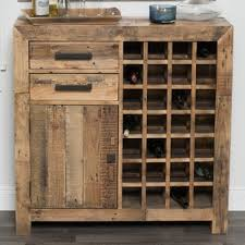 Rustic Bar Cabinet Loon Peak Bar Wine Cabinets You Ll Wayfair