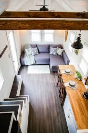 this is the lititz tiny home a 24 u2032 modern farmhouse by liberation