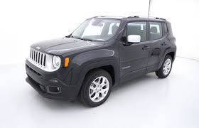 renegade jeep black jeep renegade 1 6 mjet limited 120 hp navi pdc lane assist