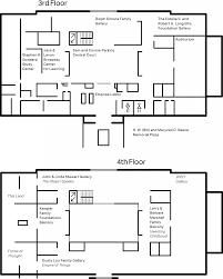 Art Gallery Floor Plan by Gallery Resources Spencer Museum Of Art