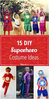 15 diy superhero costume ideas tip junkie