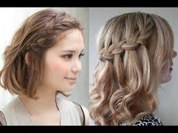 plait hairstyles for short hair braid hairstyles for short hair for school girls new hairstyles