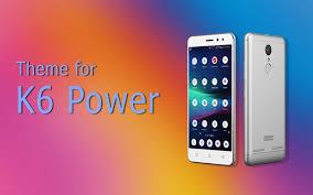 lenovo power apk theme for lenovo k6 power 1 0 apk for android aptoide