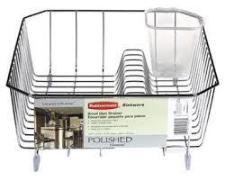 Closetmaid Dish Drainer In Sink Dish Rack In Sink Dish Rack