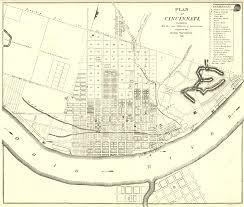 Butler County Ohio Map by Cincinnati Historical Maps University Of Cincinnati
