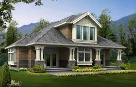 What Is Craftsman Style House Rv Garage Plan With Living Quarters 23243jd Architectural
