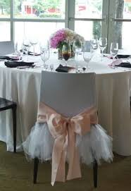 Baby Shower Chair Covers Decorate Name Letters With Tulle Perfect Don U0027t Really Like The