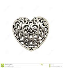 metal heart necklace images Jewelry metal heart stock image image of thailand white 28215075 jpg