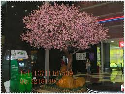china factory sales indoor decorative lighted ornamental trees