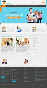 joomla education templates vt education template vn