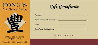 restaurant gift certificate templates u2013 9 free word psd eps
