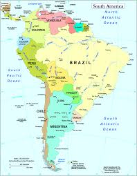 south america map atlas south america map south america atlas south america political map