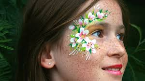 fairy face painting and makeup tutorial bonus learn all about