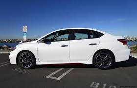 nissan sentra tire size 2017 nissan sentra nismo road test review by ben lewis