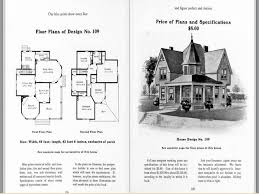 victorian blueprints 1900 century house plans homes zone