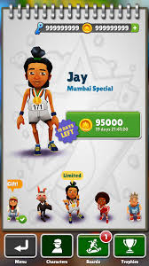 hacked subway surfers apk subway surfers mumbai hack with unlimited coins and