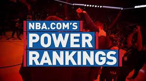 Nba Usa Map by Power Rankings Nba Com