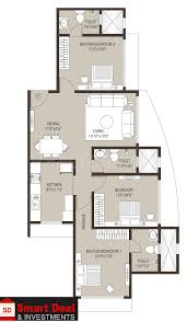18 Woodsville Floor Plan by Kabra Group Centroid