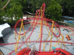 Six Flags Rides Ga Euro Fighter Ride Entertainment