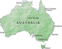 map of austrilia cairns attractions map of australia cairns attractions