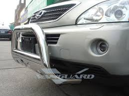 lexus rx400h off road review 06 08 lexus rx400h front bull bar bumper protector grill guard s s