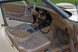 2011 Corvette Interior 1981 Chevrolet Corvette Coupe 97216