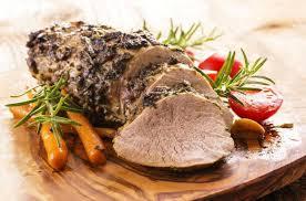 cuisiner le roti de veau recette rôti de veau et sa crème aux noisettes 750g