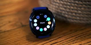 best smartwatch for android phone review the samsung gear sport is probably the best smartwatch you