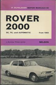 additional reading rover p6 australia