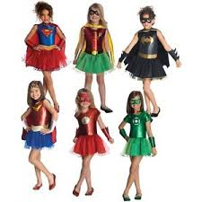 costume for kids girl supehero costumes kids fancy dress ebay