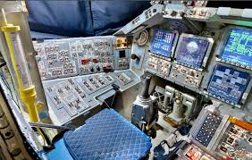 take a 360 degree virtual tour of space shuttle discovery irene