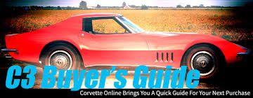 c3 corvettes the corvette c3 buyer s guide