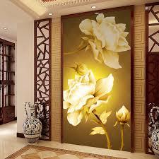 aliexpress com buy photo wallpaper flash silver cloth entrance